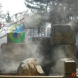 生态植物园农业园林喷雾加湿降温冷雾系统