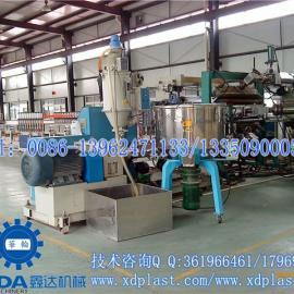 PE/PP粉煤灰建筑模板生产设备厂家|木塑建筑模板生产线
