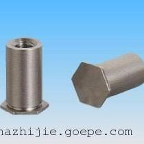 压铆螺柱-M3-6/8/10/12压铆螺母柱-铆螺母柱规格