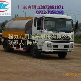 东风天锦智能沥青洒布车价格_9吨橡胶沥青洒布车厂家配件