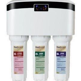 沁园款LED防尘罩家用纯水机,厨房大流量RO净水机