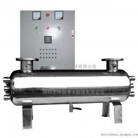 720w分体过流式紫外线杀菌器/循环水处理消毒设备/配高品质杀菌灯