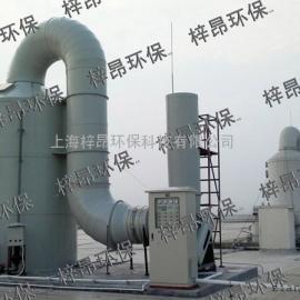 江苏徐州浙江橡胶造粒厂废气净化