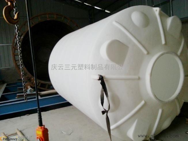 3吨立式酒精塑料桶,3000L化工塑料桶甲醇,减水剂,建筑工地