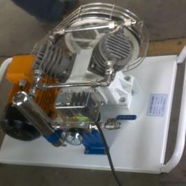 生产端星高品质充瓶用无油无水医用氧气压缩机