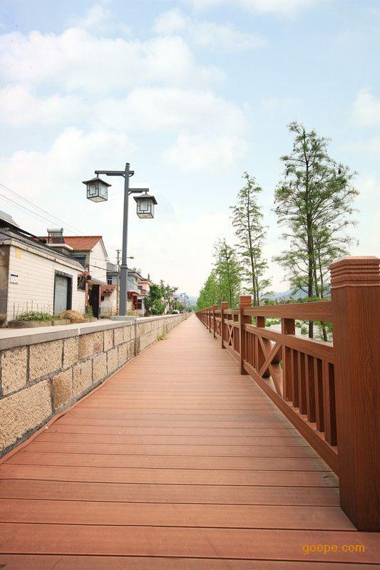 景观小品 防护栏