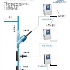 德国E+H在线水质余氯检测仪