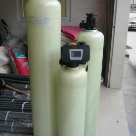 井水去铁锰设备自动过滤排出脏水(鑫煌水处理公司)