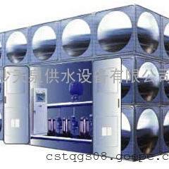 ZWX箱式无负压供水设备