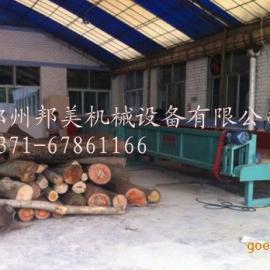 供应双辊木材剥皮机/双转子木材剥皮机