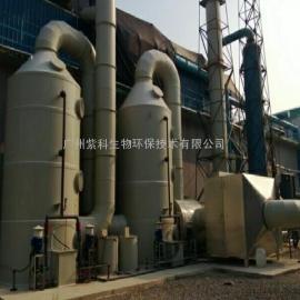油脂加工厂废气治理