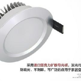 厂家直销10W/12W/15W/18Wled筒灯 优惠灯