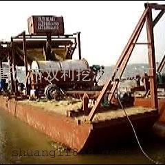 抽沙吸铁船 挖沙吸铁船 全国最高产的设备--强磁板式吸铁船
