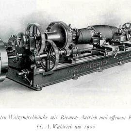 WaldrichSiegen ProfiGrind轧辊磨床