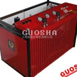 CNG阀门管道的气密性检验空气压缩机