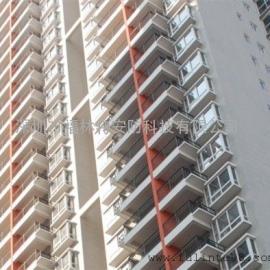 【高层阳台护栏】厂家为房地产专业定制【高层阳台栏杆】
