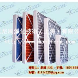 苏州市昆山市初效空气过滤器,空调过滤网|上海沃尼风净化
