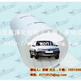 天井过滤棉,立体胶粘性过滤棉厂家直销-上海沃尼风净化