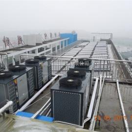 许昌宾馆酒店太阳能热水工程