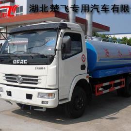 2吨热水运输车|2方加热保温水车