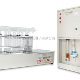 定氮仪,凯式定氮仪( 粮食/食品/饲料成分检测仪器)