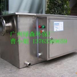 北京LS-5高效油水别离器,白口铁材质,适合餐饮边角料分开