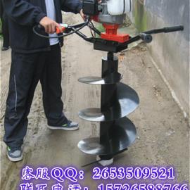 便携式钻坑机 地钻 植树钻坑机 小型挖坑机z2