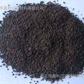 秦皇岛地下水除铁除锰专用锰砂滤料