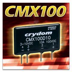 Crydom快达固态继电器CMX60D10