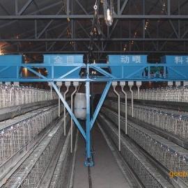 养蛋鸡专用设备,全自动化养鸡设备,全自动上料机价格