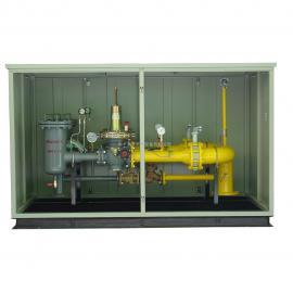 固阳煤改气锅炉自带电伴热调压柜适用于燃气锅炉,工作安全可靠