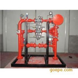 阜城润丰落地式调压柜锅炉调压箱适用于天然气液化气等介质