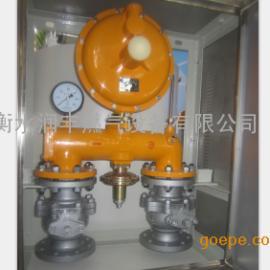 深泽工业锅炉成品调压柜燃气阀组箱有品质的追求才是用户的需要