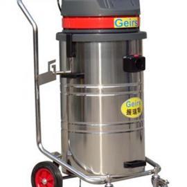 工业吸尘器满足各种地面的清洁需求