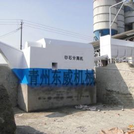 优质高效节能环保广东混凝土砂石分离浆水回收设备
