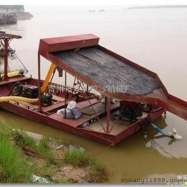 选铁船 吸铁船 哪种选铁设备产量***高