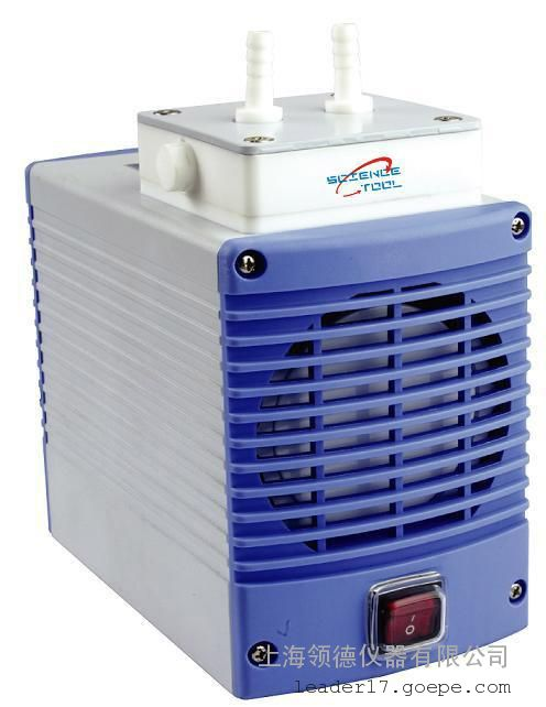 ch300隔膜真空泵是一款专为实验室用户设计的小型隔膜真空泵