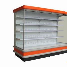 分体立风柜|超市冷藏陈列柜|分体式冷藏展示柜|分体风幕柜
