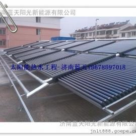 皇明太阳能热水工程方案|太阳能集热工程简介