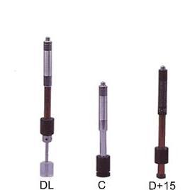 里氏硬度计冲击装置,便携式硬度仪D型传感器