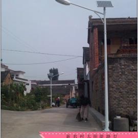 道路照明灯 太阳能路灯 风光互补路灯厂家供应