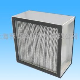 有隔板高效空气过滤器|玻璃纤维滤纸|高效铝箔过滤网
