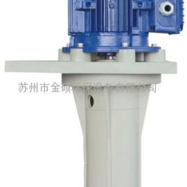 涂装立式循环泵 废气塔液下泵 尾气塔液下泵 喷淋塔液下泵