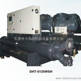 壳管式冷水机,水冷螺杆式冷水机,风冷螺杆式冷水机