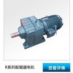 SEW-R系列齿轮减速机
