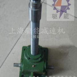 TP407螺旋�z杠升降�C