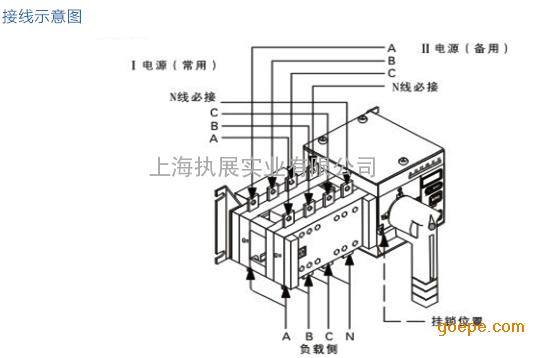 斯沃隔离型双电源自动转换开关