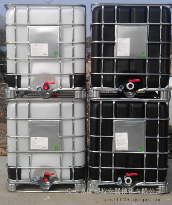 1吨塑料方桶1000升集装桶