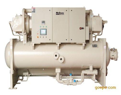 麦克维尔空调螺杆式水冷冷水机组图片