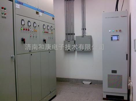 康电子技术有限公司 产品展示 有源电力滤波器apf > 山东谐波治理装置